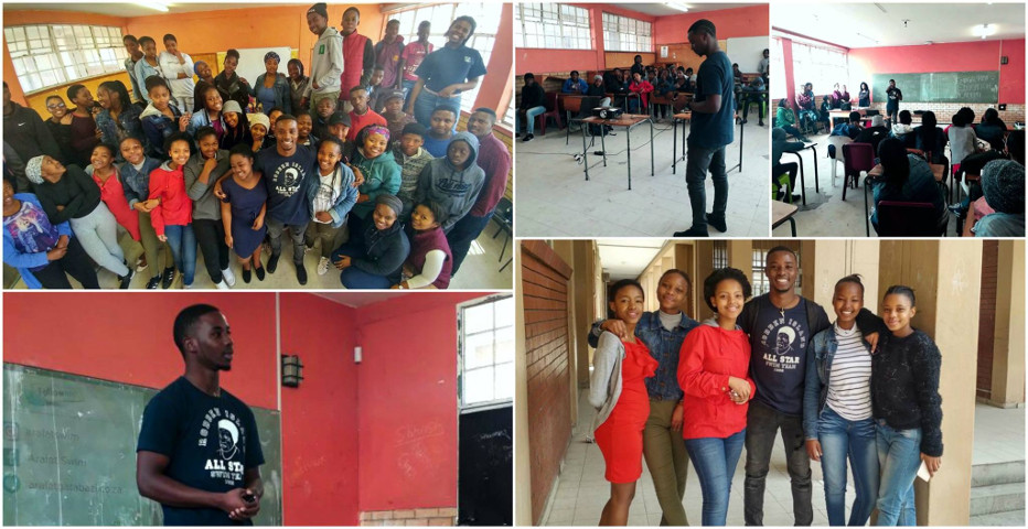 SUPPORT TOWNSHIP STUDENTS IN KHAYELITSHA – GOAL R1000 000