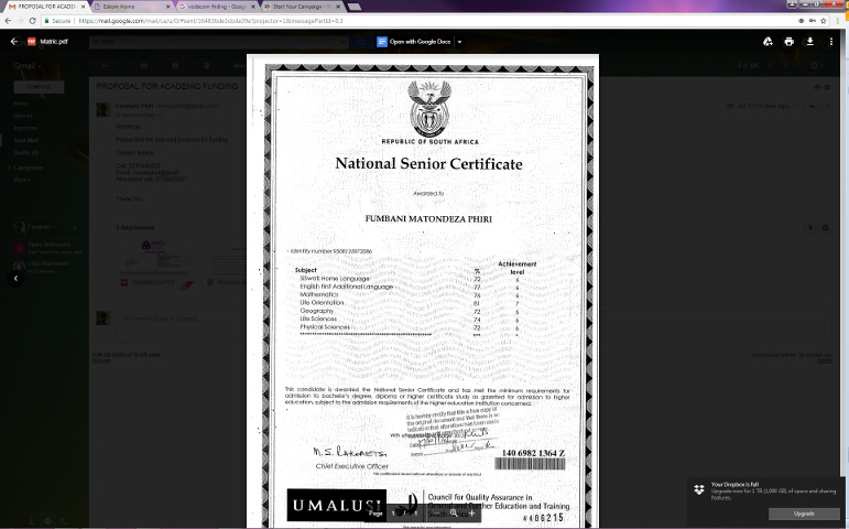 Please Help Me Settle My Outstanding Debt Goal R 36 000