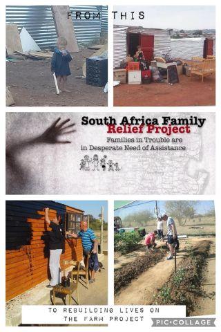 HELP HOMELESS FAMILIES THRIVE